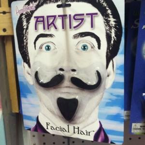 ArtistFacialHair