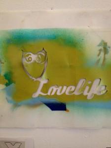 """Love Life"" (unfinished) at I EXAM"