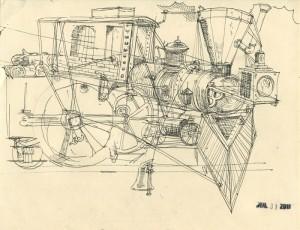Parlett Sketchbook 03